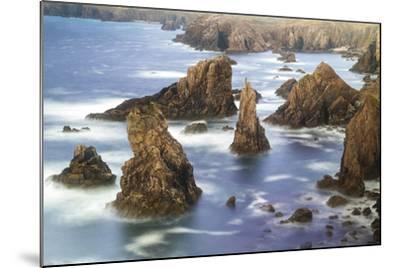 Ethereal Seas--Mounted Giclee Print