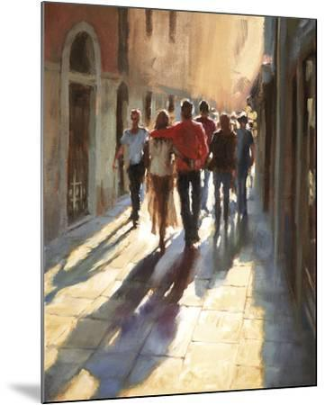 Lost in Love, in Venice--Mounted Giclee Print