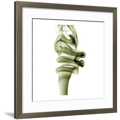 Smoke-PhotoINC Studio-Framed Art Print