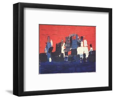 Painting #3-Nicolas De Stael-Framed Art Print