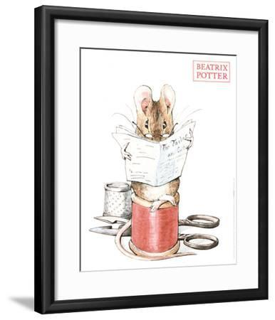 The Tailor of Gloucester-Unknown-Framed Art Print