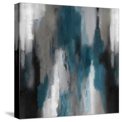 Apex Cerulean-Carey Spencer-Stretched Canvas Print