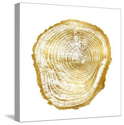Timber Gold III-Danielle Carson-Stretched Canvas Print