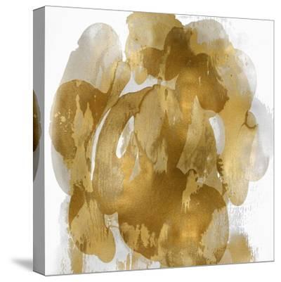 Gold Flow I-Kristina Jett-Stretched Canvas Print