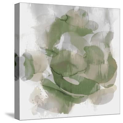 Green Flow II-Kristina Jett-Stretched Canvas Print