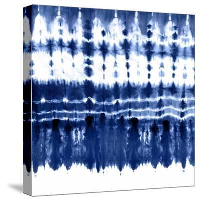Shibori I-Ellie Roberts-Stretched Canvas Print