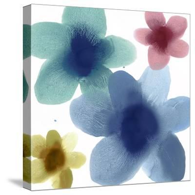 Floral Joy I-Hannah Carlson-Stretched Canvas Print