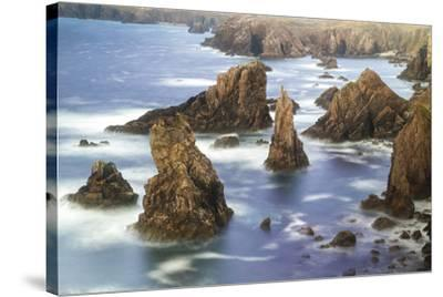 Ethereal Seas--Stretched Canvas Print