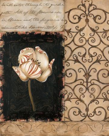 Night Florescence II-Carol Robinson-Framed Art Print