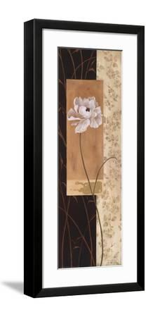 Black & Gold I-Carol Robinson-Framed Art Print