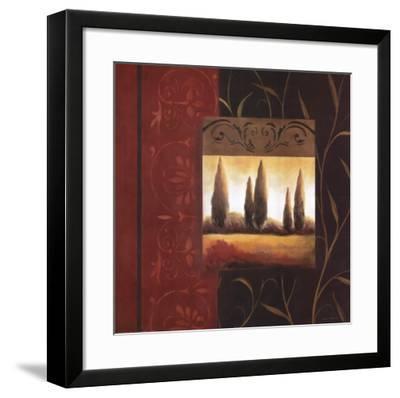 Before Dusk II-Carol Robinson-Framed Art Print