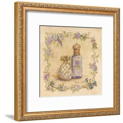 Pour Une Femme II-Charlene Winter Olson-Framed Art Print