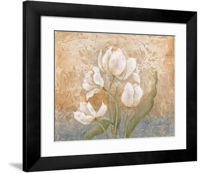 Fleurs Meditatives II-Eugene Tava-Framed Art Print