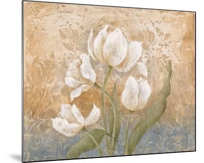 Fleurs Meditatives II-Eugene Tava-Mounted Art Print