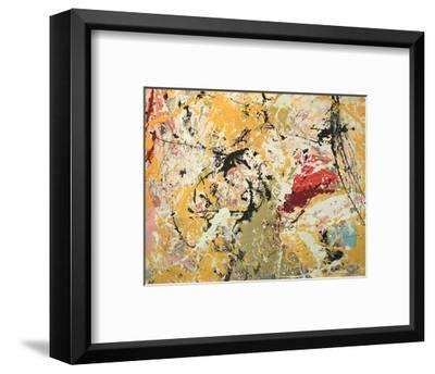 Splash-William Montgomery-Framed Art Print