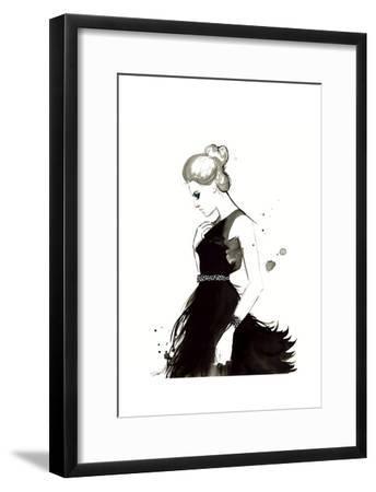 Evening Elegance-Jessica Durrant-Framed Art Print