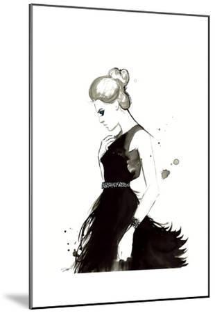 Evening Elegance-Jessica Durrant-Mounted Art Print