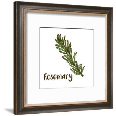Rosemary-Color Me Happy-Framed Art Print