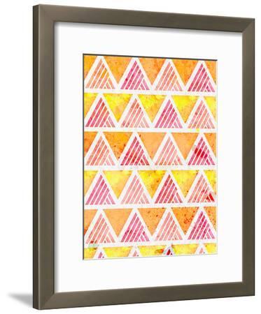 Bright Day-Kimberly Allen-Framed Art Print