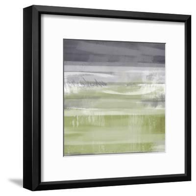 Golden Moonlight 2-Cynthia Alvarez-Framed Art Print