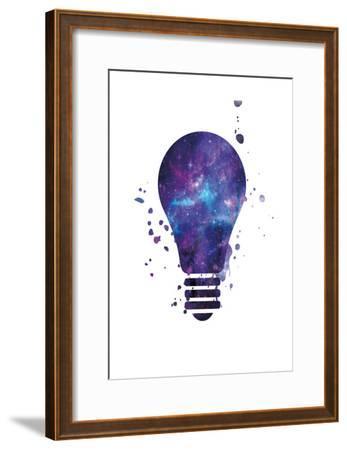 Light Waves-Marcus Prime-Framed Art Print