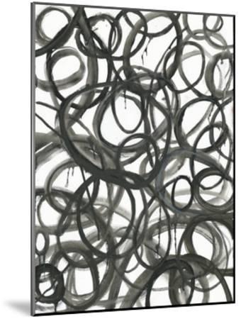 Swirly Curls-Smith Haynes-Mounted Art Print