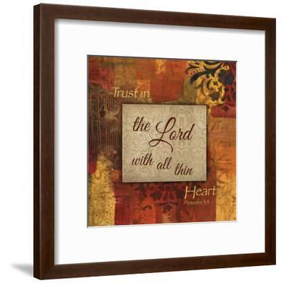 All Thin Heart_Autumn Blooms-Smith Haynes-Framed Art Print