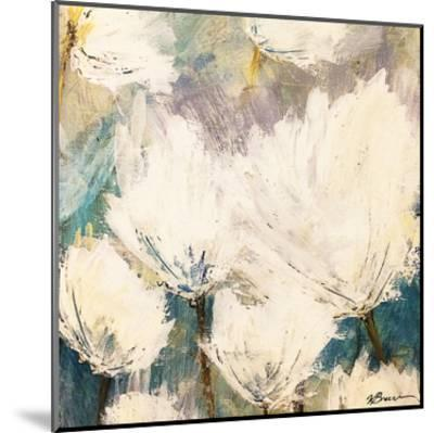 Floral Blowout-Victoria Brown-Mounted Art Print