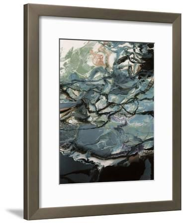 Lunar Pool-Barbara Bilotta-Framed Art Print