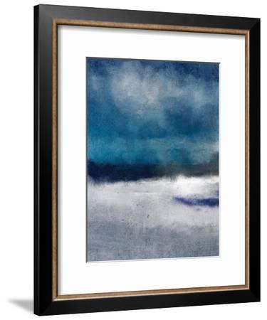 Layers of Sky-Kimberly Allen-Framed Art Print