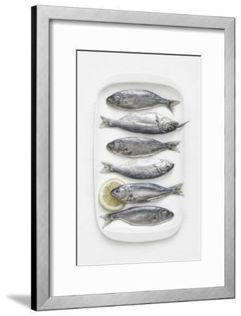 I H T I S-Dimitar Lazarov-Framed Giclee Print