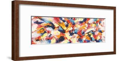 Rocking Waves-Bob Ferri-Framed Giclee Print