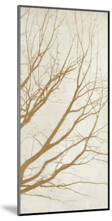 Golden Tree III-Alessio Aprile-Mounted Giclee Print