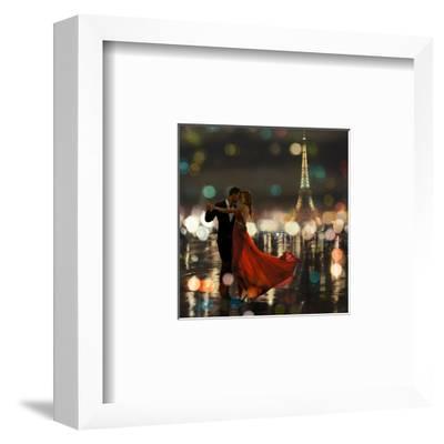 Midnight in Paris-Dianne Loumer-Framed Giclee Print