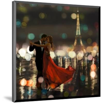 Midnight in Paris-Dianne Loumer-Mounted Giclee Print