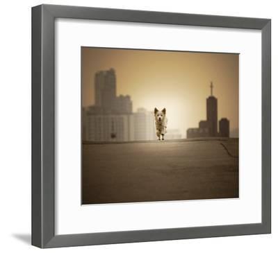 Be With You-Biduri Chang-Hwan Park-Framed Giclee Print