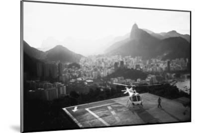 Rio-Marco Virgone-Mounted Giclee Print