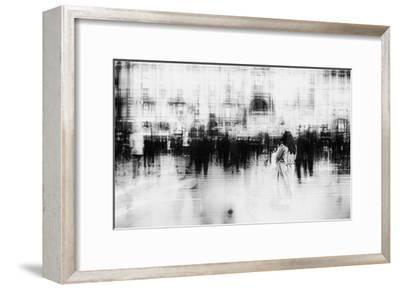 Lost Among Ghosts-Inna Blar-Framed Giclee Print