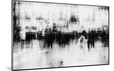 Lost Among Ghosts-Inna Blar-Mounted Giclee Print