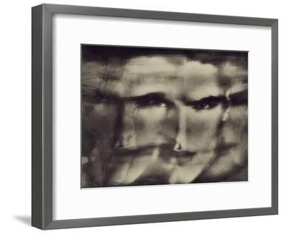 Beginnings (shadows)-Dalibor Davidovic-Framed Giclee Print