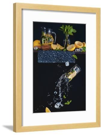Lemonade From The Top Shelf-Dina Belenko-Framed Giclee Print