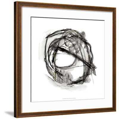 Bumble Bee Flight I-Ethan Harper-Framed Giclee Print