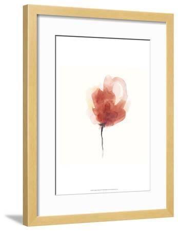 Expressive Blooms III-June Erica Vess-Framed Art Print