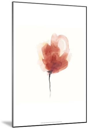 Expressive Blooms III-June Erica Vess-Mounted Art Print