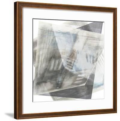 Faceted Illusion II-Jennifer Goldberger-Framed Giclee Print