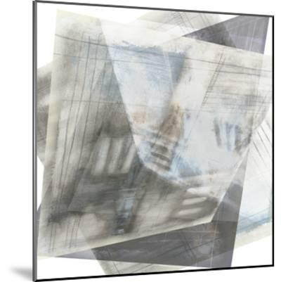 Faceted Illusion II-Jennifer Goldberger-Mounted Giclee Print
