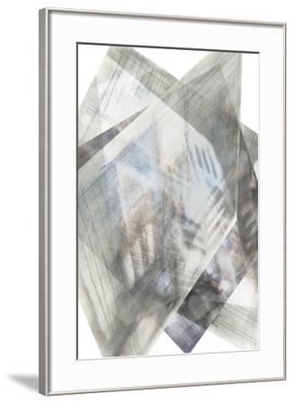 Faceted Illusion IV-Jennifer Goldberger-Framed Giclee Print