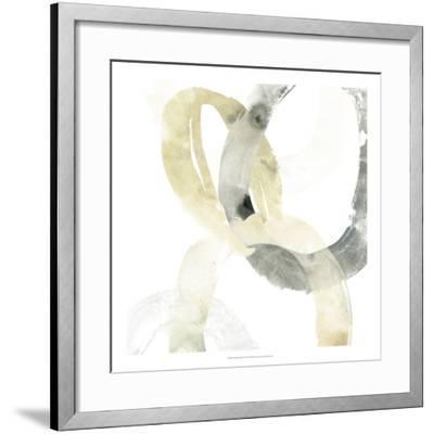 Neutral Halo II-June Erica Vess-Framed Giclee Print