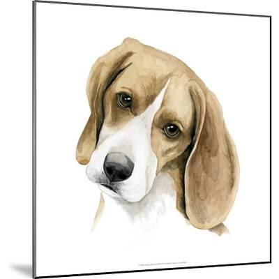 Human's Best Friend III-Grace Popp-Mounted Giclee Print