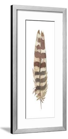 Feather Plume I-Sandra Jacobs-Framed Art Print